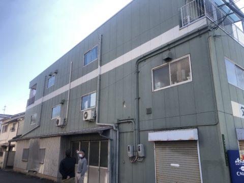 大阪市T様工場着工
