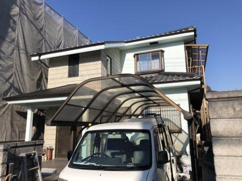 大阪市T様邸 工事完了